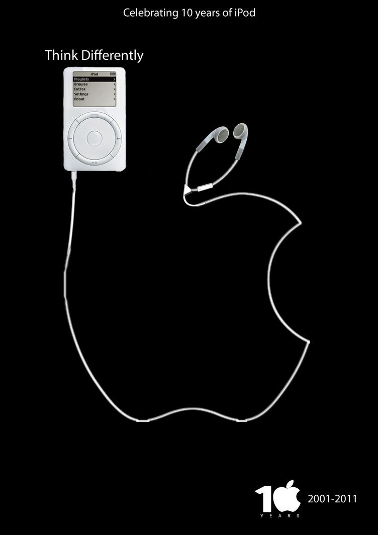 Apple Earphones by thomasdyke
