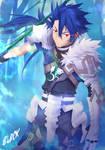Fate/ Prototype - Lancer -Chulainn