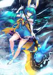 Commission - Athena!