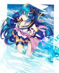 Commission - Mitsuru