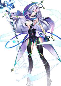 Commission - Serena
