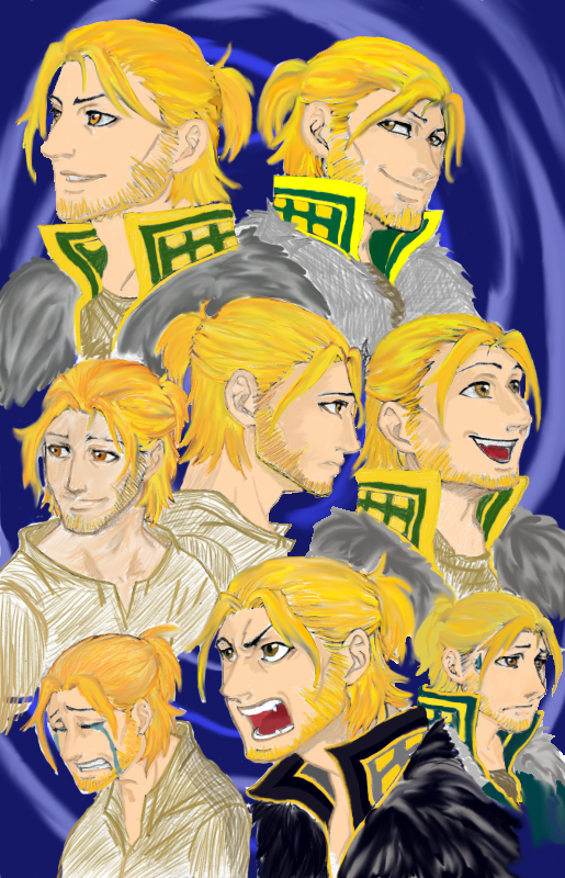 Anders by Natalia341