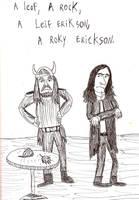 Rocky Leif Erikson by gollum42
