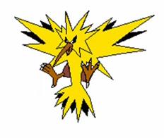 Pokemon - Zapdos by LamePie