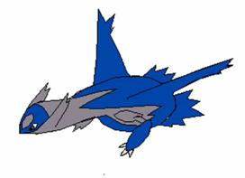 Pokemon - Latios by LamePie