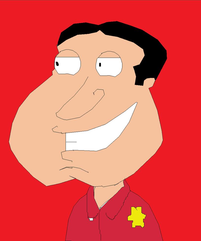 Family Guy - Glen Quagmire by LamePie on DeviantArt Glen Quagmire Family Guy