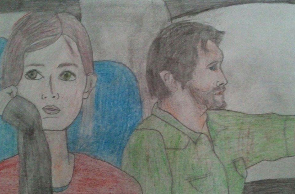 The Last of Us Sketch by LamePie