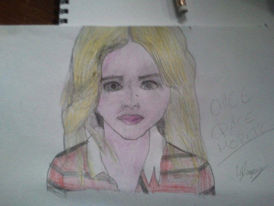 Chloe Grace Moretz by LamePie