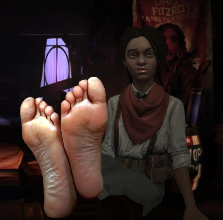 Lesbian Sexy Feet Worship