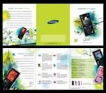 MP3 promo brochure