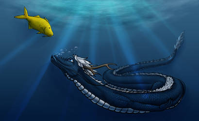 Swimming Noodle by salaiek