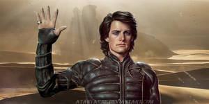 Paul Atreides. Dune.
