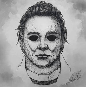 The mask. Michael Myers