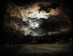 Dead City in the night