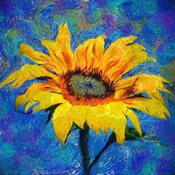 Hommage a Van Gogh