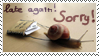 Stamp - Late Again, Sorry by fmr0