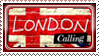 Stamp  -  London Calling by fmr0