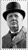 Stamp - Churchill by fmr0