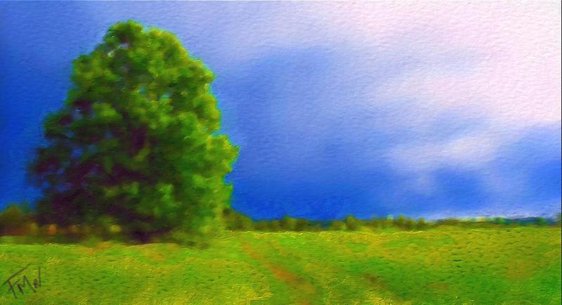 Simple Landscape By Fmr0 On Deviantart