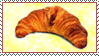 Stamp  -  Croissant by fmr0