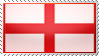 Stamp  -  England by fmr0