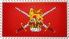 Stamp  -  British Army by fmr0