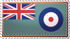 Stamp  -  Royal Air Force by fmr0