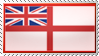 Stamp  -  White Ensign by fmr0