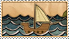 Stamp  -  Fluctuat Nec Mergitur by fmr0