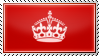 Stamp - Crown by fmr0