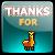 Icon - Thanks For Llama
