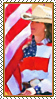 Stamp  -  American Patriot by fmr0