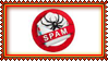 Stamp  -  Spam Is Infectious by fmr0