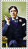 Stamp  -  Oscar Wilde by fmr0