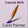 Icon - Created with Corel Painter