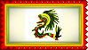 Stamp - Quezalcoatl by fmr0