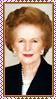 Stamp  -  Margaret Thatcher by fmr0