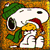 Icon - Christmas Snoopy by fmr0