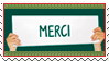 Stamp - Merci by fmr0