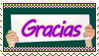 Stamp - Gracias by fmr0