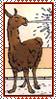 Stamp - Llama by fmr0