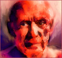 Pablo Picasso by fmr0