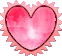 Stamp - Pink Heart by fmr0