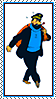 Stamp - Captain Haddock by fmr0