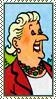 Stamp - Bianca Castafiore by fmr0