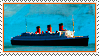 Stamp - Queen Mary by fmr0