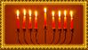Stamp - Hanukkah by fmr0