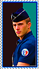 Stamp - French Policeman by fmr0