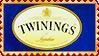 Stamp - Twinings Tea