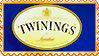 Stamp - Twinings Tea by fmr0